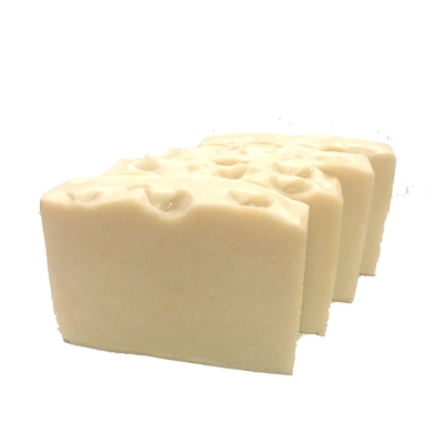 Unscented Soap Bar with Oatmeal Milk Honey | McNotions