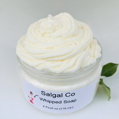 Whipped Soap  | Salgal Co