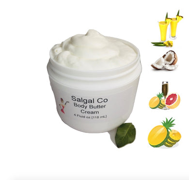 Tropical Body Cream