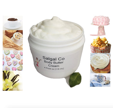 Bakery Body Cream