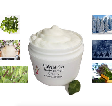 Fresh Outdoor Body Cream