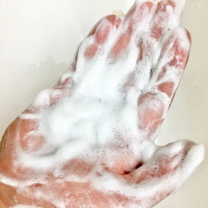 Whipped Creamy Soap