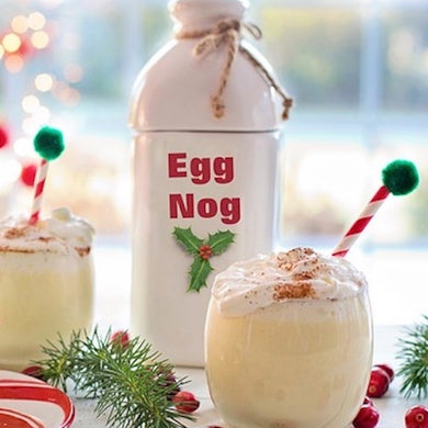 Eggnog Whipped Creamy Soap | Salgal Co