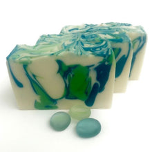 Load image into Gallery viewer, Mint Eucalyptus Soap Bar | Salgal Co
