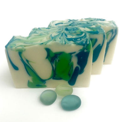 Mint Eucalyptus Soap Bar | Salgal Co