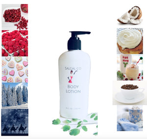 Fall Winter Scents Body Lotion