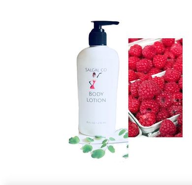 Raspberry Jam Lotion
