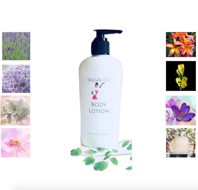 Floral Lotion