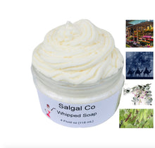 Load image into Gallery viewer, Outdoor Scents Whip Soap | Salgal Co