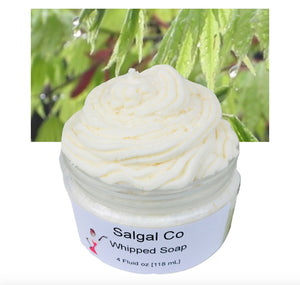 Rain Fresh Whipped Soap