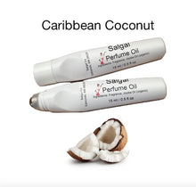 Load image into Gallery viewer, Caribbean Coconut Natural Perfume | Salgal
