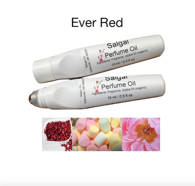 Ever Red Natural Perfume | Salgal