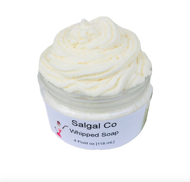 Whipped Creamy Soap Spring Scents