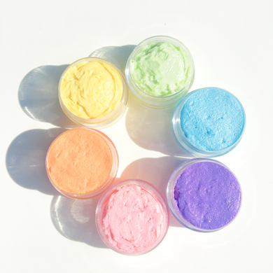 Whipped Soap Colors  | Salgal Co