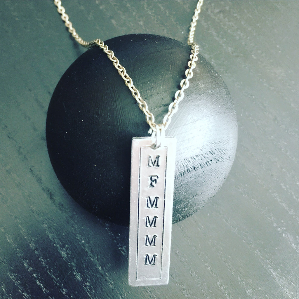 MFMMMM Necklace