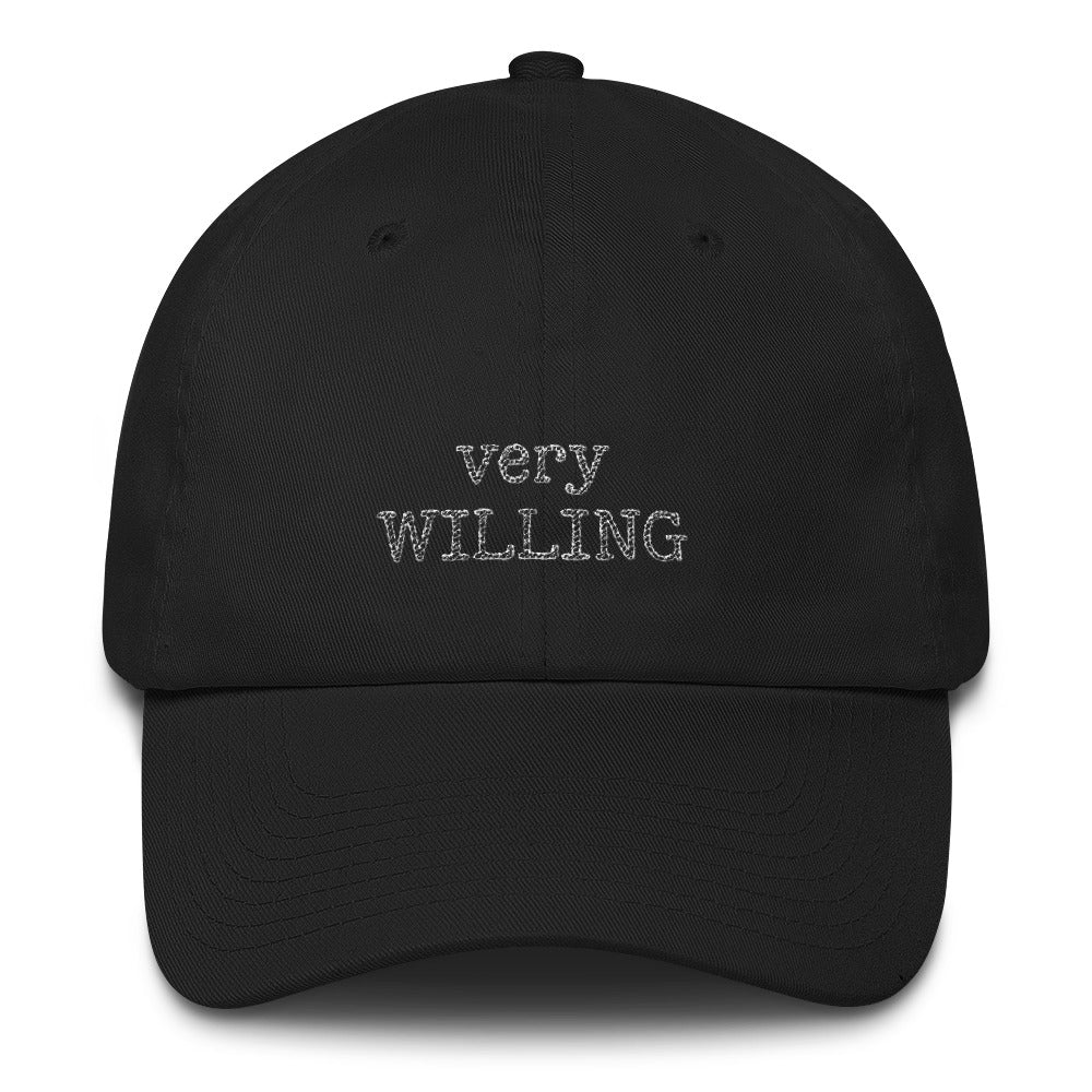 Very Willing Hat