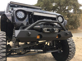 Patriot Front Bumper With Bull Bar