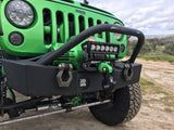 Defender Front Bumper With Two Bend Stinger