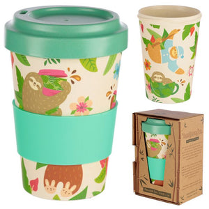 Travel Cup - Sloth Design