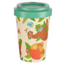 Load image into Gallery viewer, Travel Cup - Sloth Design