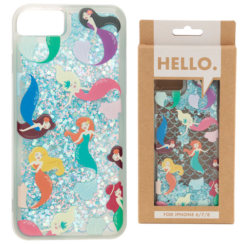 iPhone 6, 7, 8 Phone Case - Mermaids