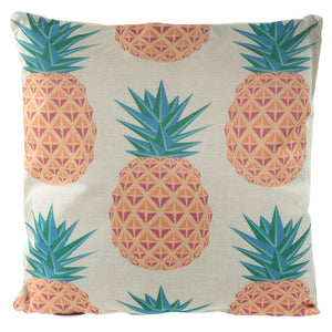 Cushion with Insert - Pineapple