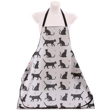 Load image into Gallery viewer, Cat Print Apron