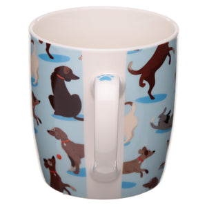 Catch Patch Dog Mug