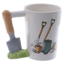 Load image into Gallery viewer, Gardeners Themed Mug