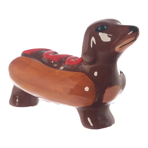 Sausage Dog Salt & Pepper Set