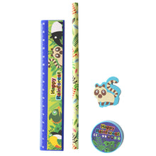 Load image into Gallery viewer, Multi-Buy Offer - 5 sets Happy Forest 4 Piece Stationery Set