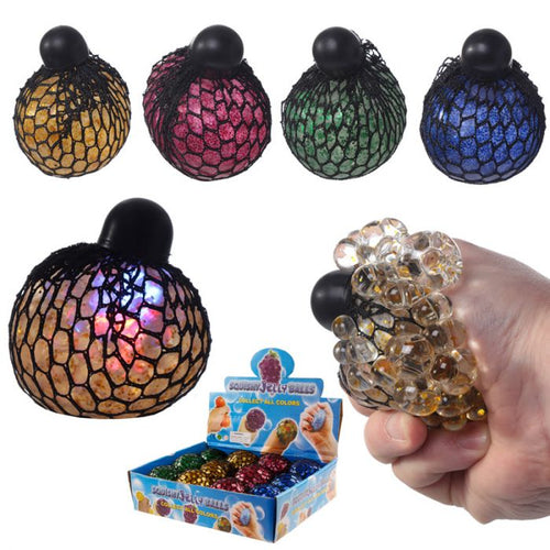 LED Squeezy Balls in a Bag