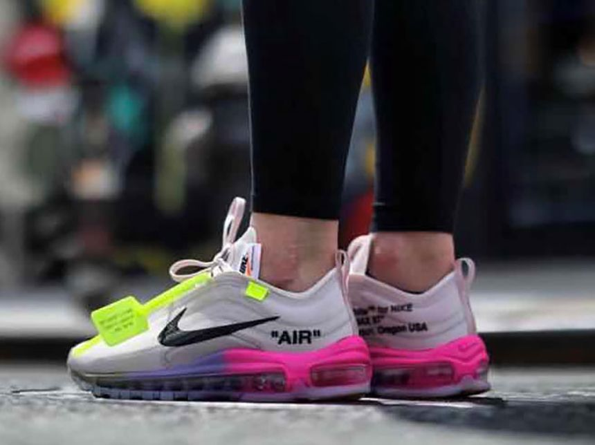 new arrival 7c652 a2c21 Off-White x Nike Air Max 97 Serena Williams – Trendy Hunters