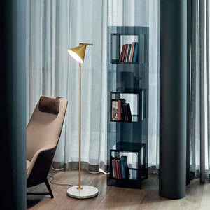 Marmor luxury floor lamp