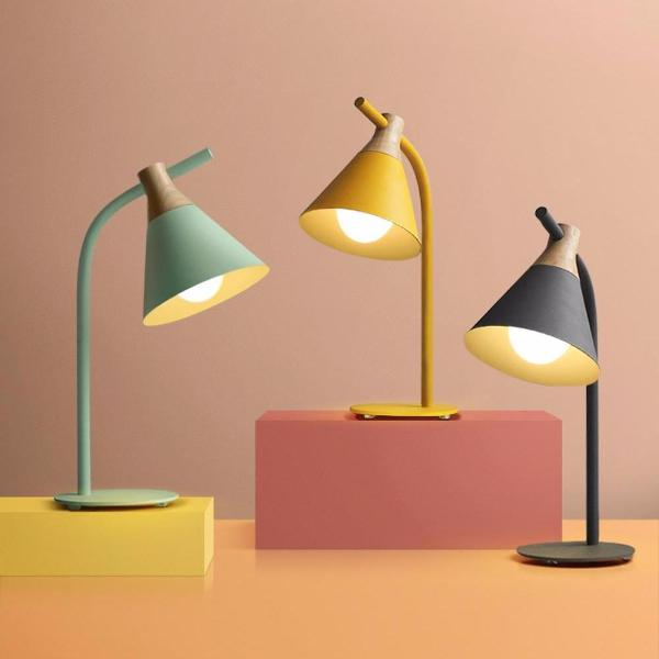 Colorful Modern Table Lamp