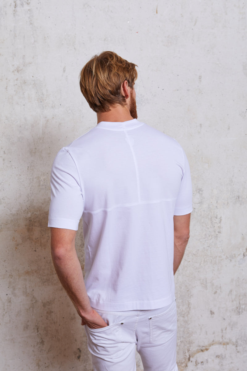 Style#22-MenTShirtRib-WH-Back