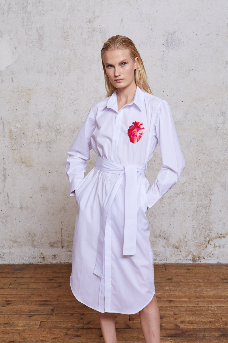 Style#9-ShirtDressLong-WH-FullFront