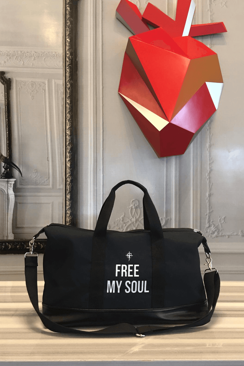 Heart Weekend Bag