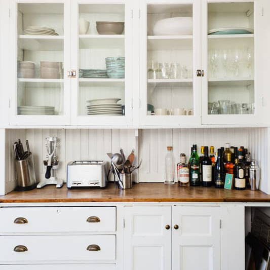 Farmhouse Cabinets | Get the look with Jolie products
