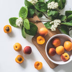 Foodie apricots | Get the look with Jolie products