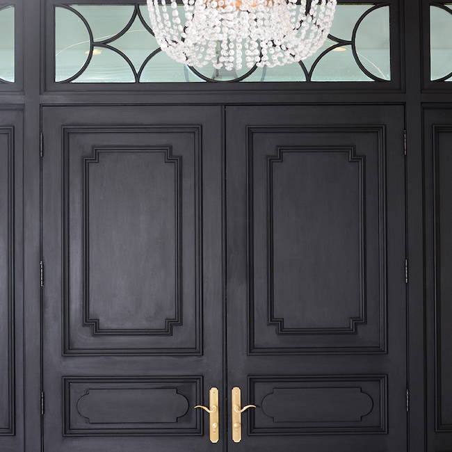 Noir Door | Get the look with Jolie Products