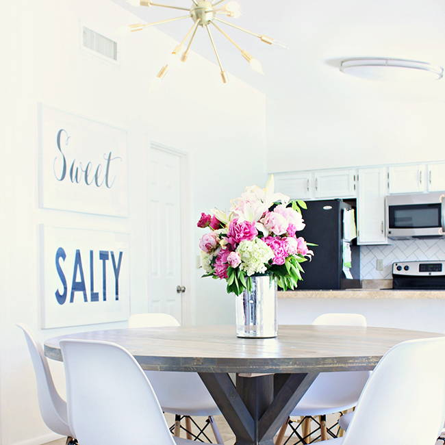Coastal Kitchen | Get the look with Jolie products