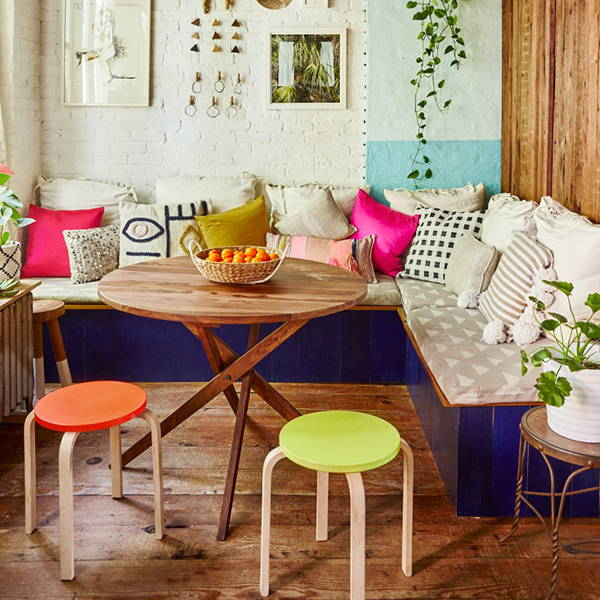 Bohemian Dining Room | Get the look with Jolie products