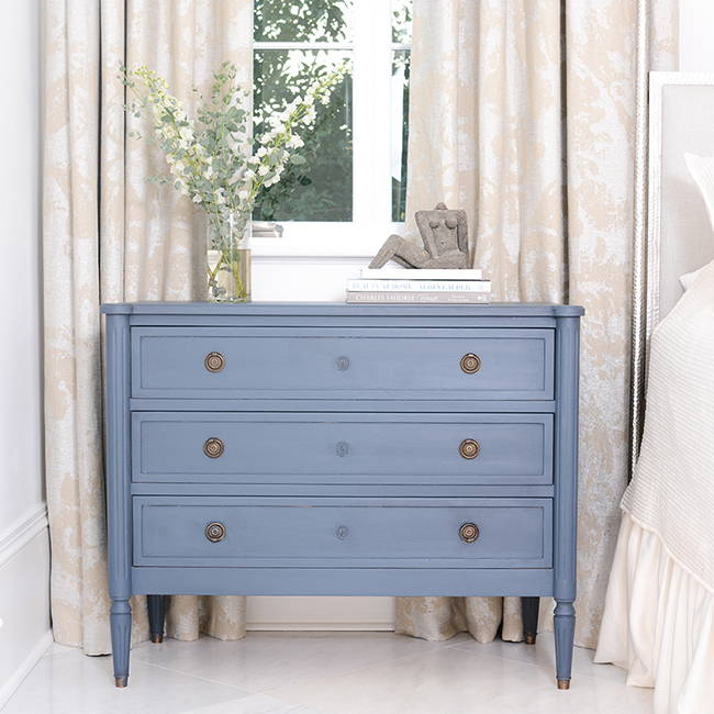 Traditional Painted Dresser | Get the look with Jolie products