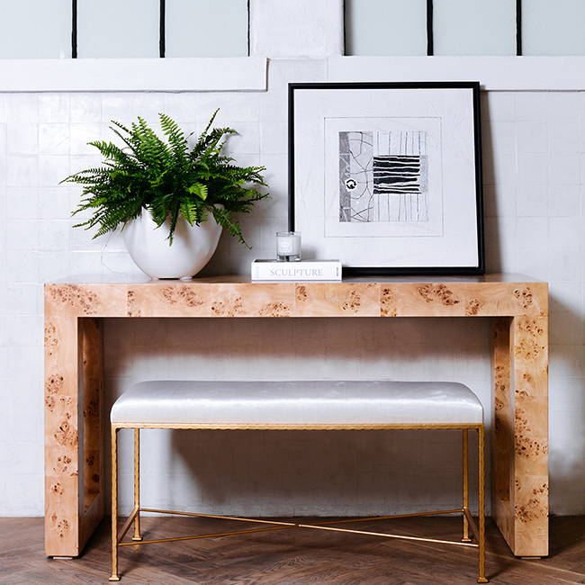 Industrial Console | Get the look with Jolie products