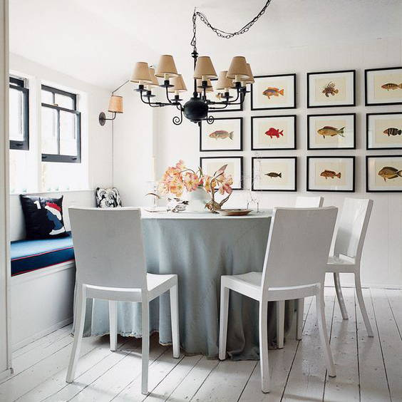 Coastal Dining Room | Get the look with Jolie products ...