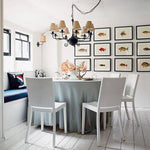 Coastal Dining Room | Get the look with Jolie products