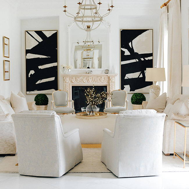 Traditional Living Room | Get the look with Jolie products