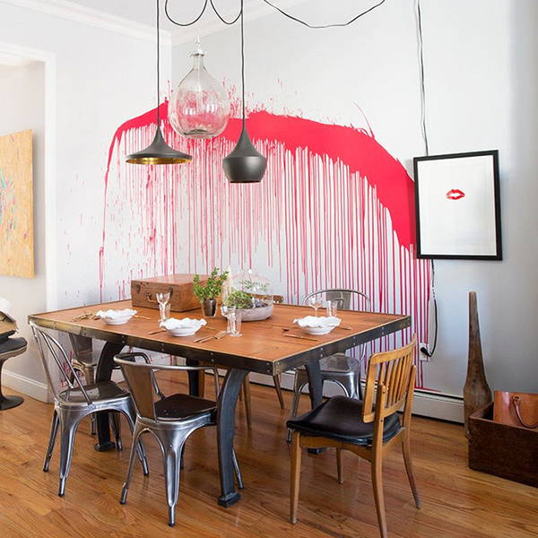 Industrial Dining Room | Get the look with Jolie products