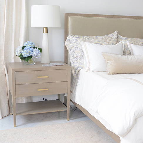 Transitional Bedroom | Get the look with Jolie products